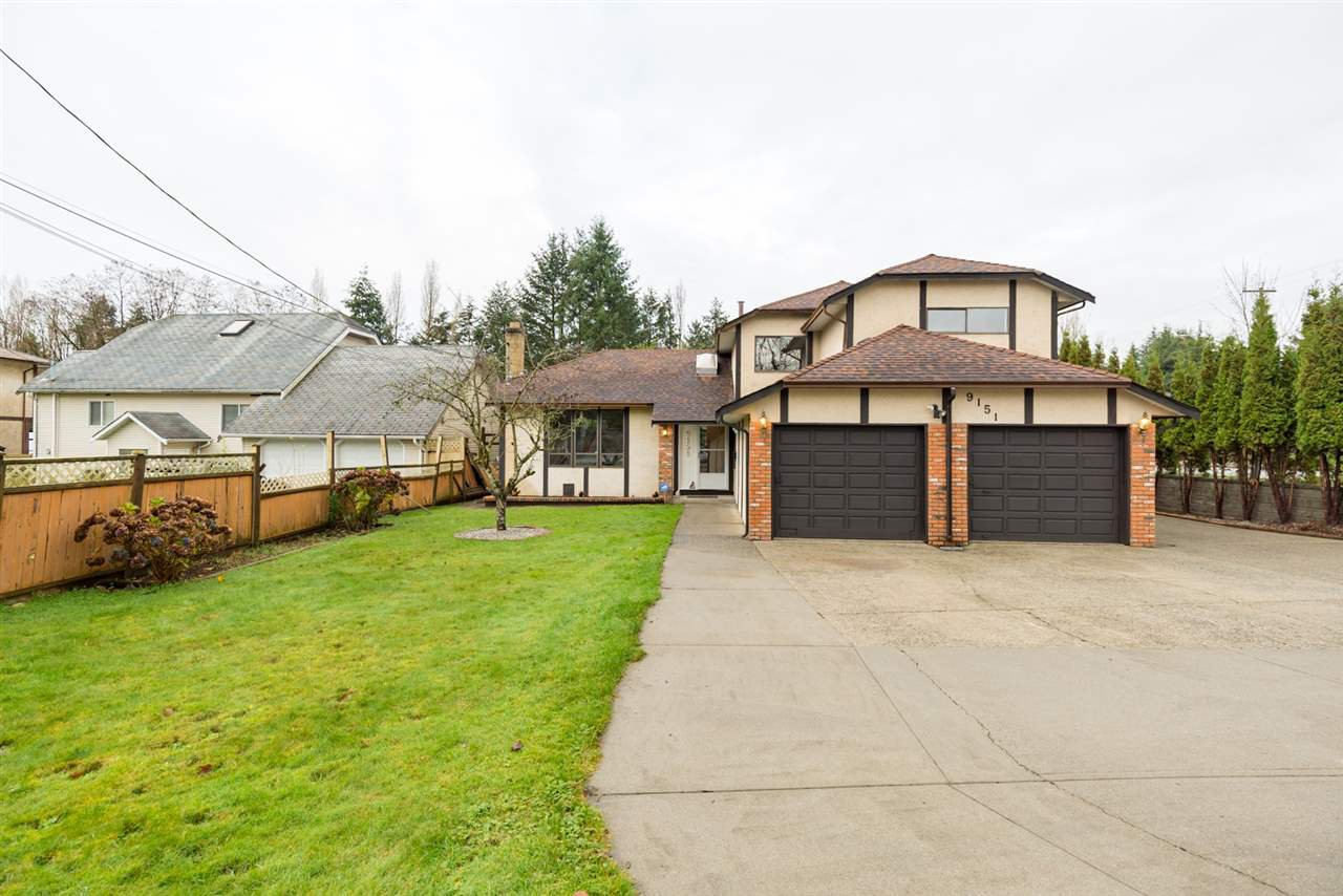 Main Photo: 9151 149 STREET in : Bear Creek Green Timbers House for sale : MLS®# R2120757