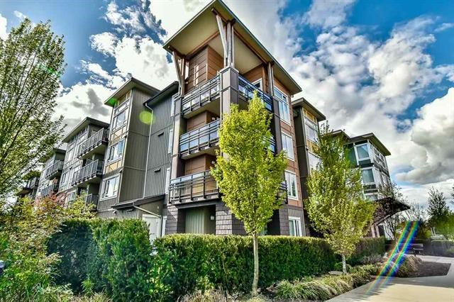 "Main Photo: 403 13740 75A Avenue in Surrey: East Newton Condo for sale in ""MIRRA"" : MLS®# R2179606"