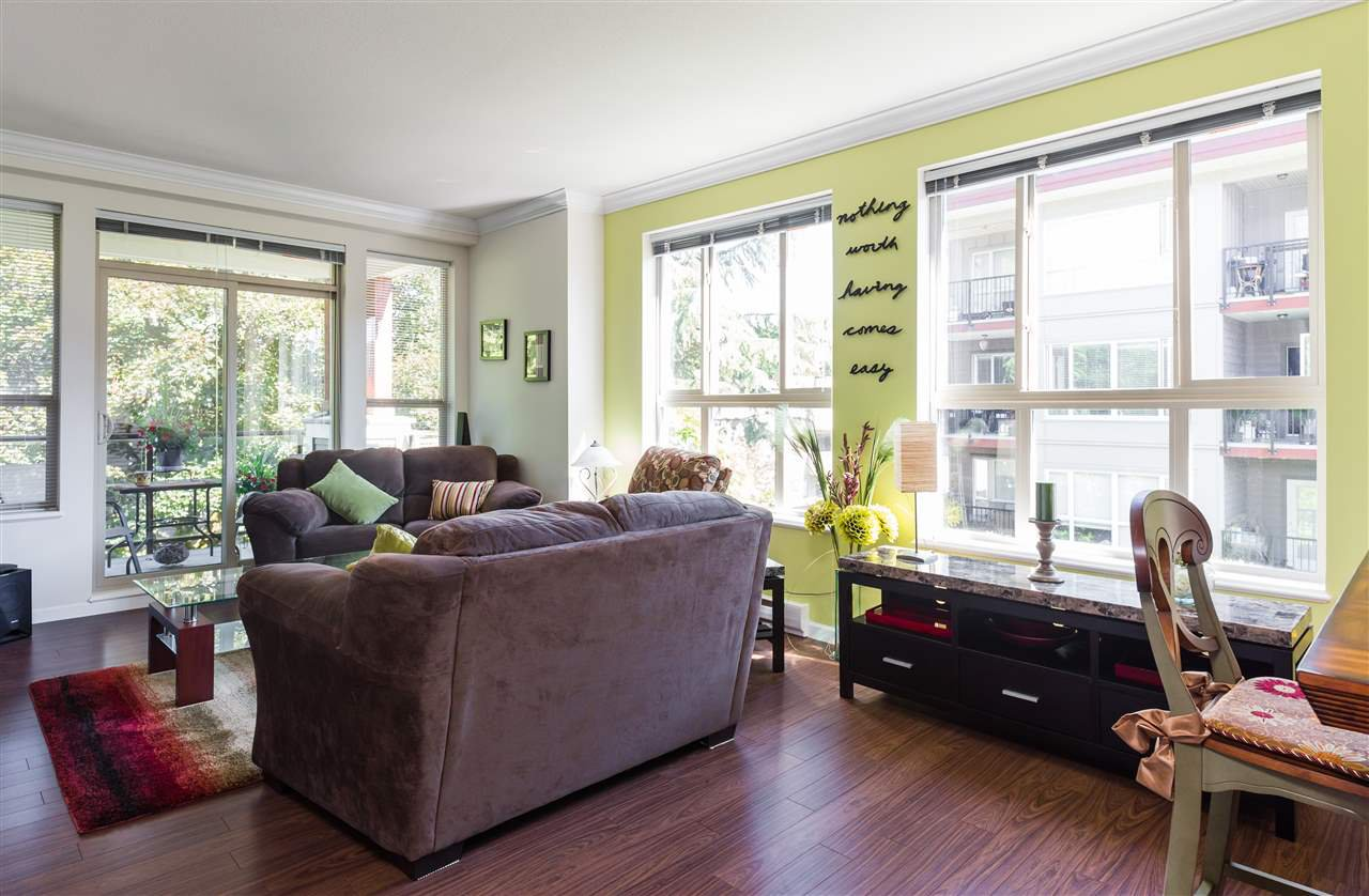 "Photo 3: Photos: 317 2484 WILSON Avenue in Port Coquitlam: Central Pt Coquitlam Condo for sale in ""VERDE"" : MLS®# R2182851"
