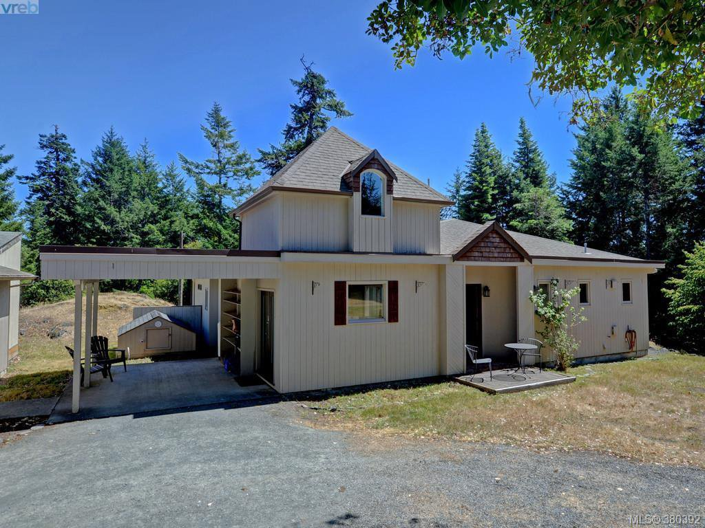 Main Photo: 1040 Matheson Lake Park Rd in VICTORIA: Me Pedder Bay House for sale (Metchosin)  : MLS®# 764215