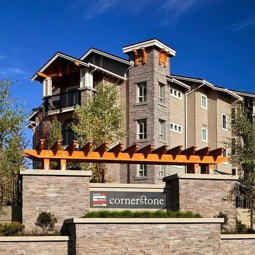 """Main Photo: 218 21009 56 Avenue in Langley: Salmon River Condo for sale in """"Cornerstone"""" : MLS®# R2190112"""