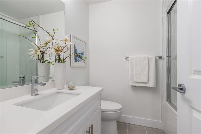 Photo 13: Photos: 106 320 Casey Street in Coquitlam: Maillardville Townhouse for sale : MLS®# r2195624