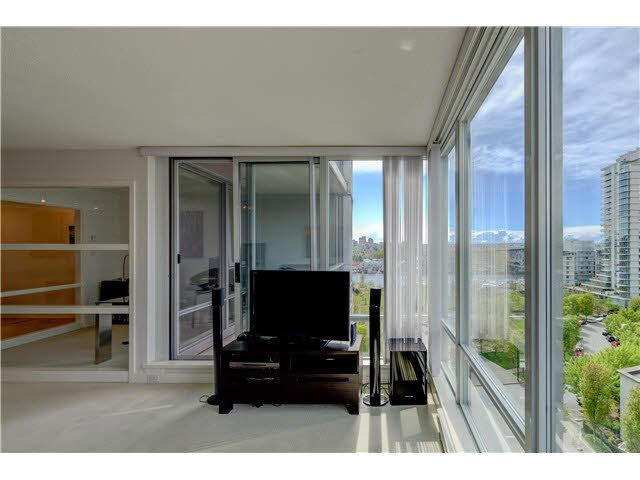 Main Photo: #1105 - 1438 RICHARDS ST in VANCOUVER: Yaletown Condo for sale (Vancouver West)  : MLS®# V1059463