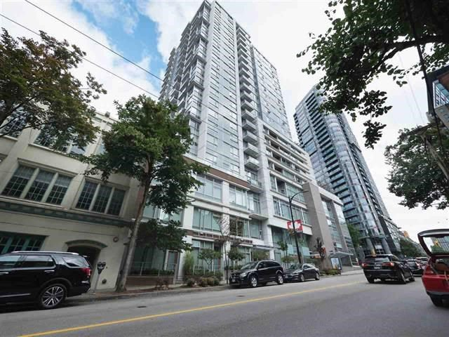 Main Photo: 1601 821 CAMBIE Street in Vancouver: Downtown VW Condo for sale (Vancouver West)  : MLS®# R2239150