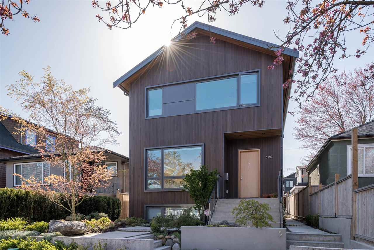 "Main Photo: 5187 PRINCE ALBERT Street in Vancouver: Fraser VE House for sale in ""FRASER CORRIDOR"" (Vancouver East)  : MLS®# R2273109"