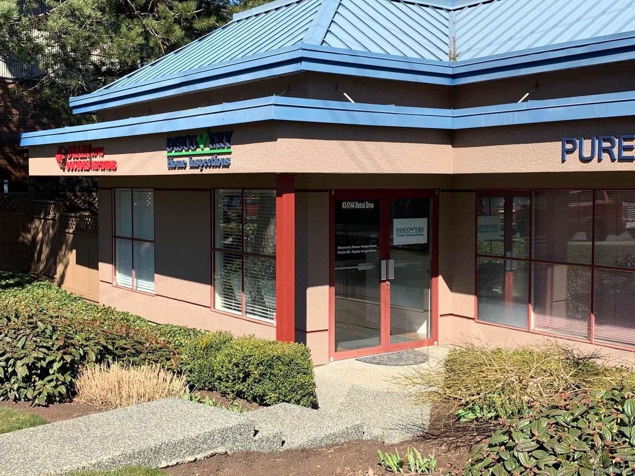 Main Photo: 3 5144 Metral Dr in NANAIMO: Na Pleasant Valley Mixed Use for lease (Nanaimo)  : MLS®# 808726