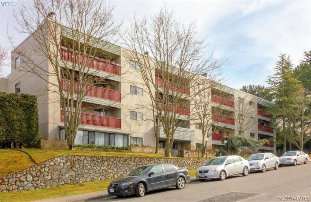 Main Photo: 304 3255 Glasgow Ave in VICTORIA: SE Quadra Condo for sale (Saanich East)  : MLS®# 809155