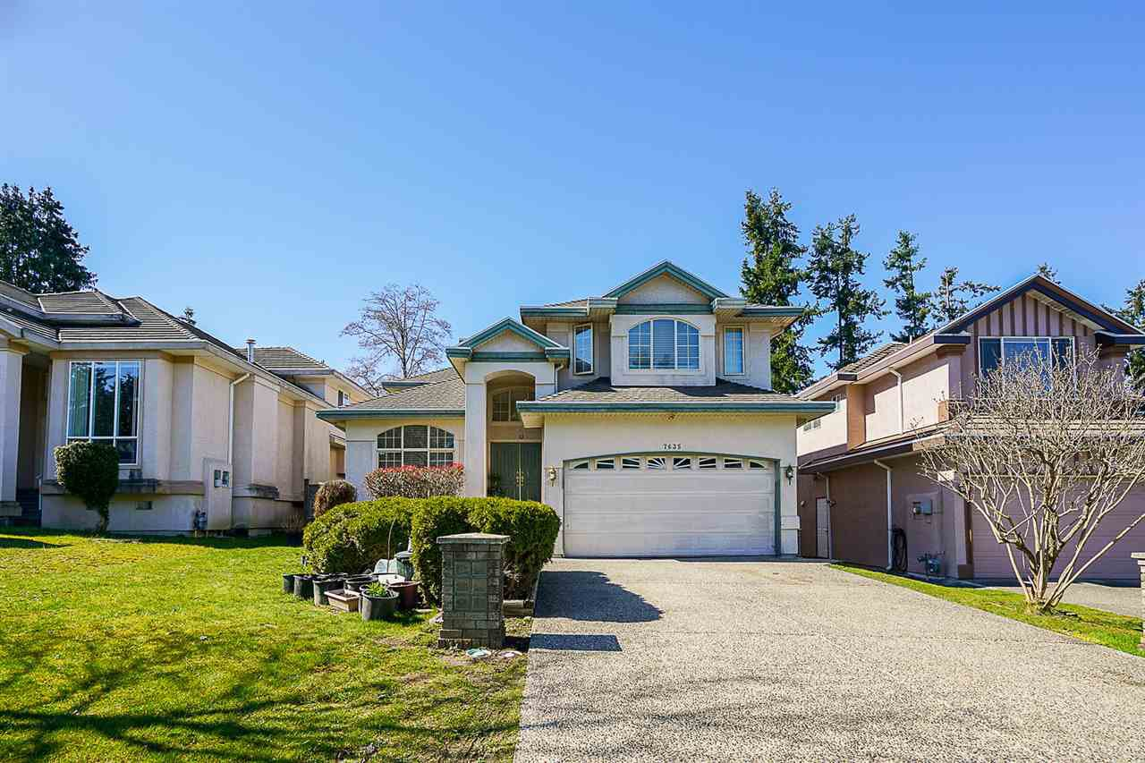 Main Photo: 7635 147A Street in Surrey: East Newton House for sale : MLS®# R2353040