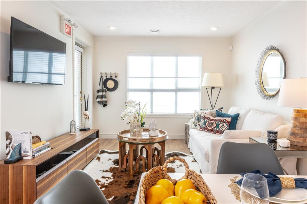 Photo 4: Photos: 409 19621 40 Street SE in Calgary: Seton Apartment for sale : MLS®# C4236548