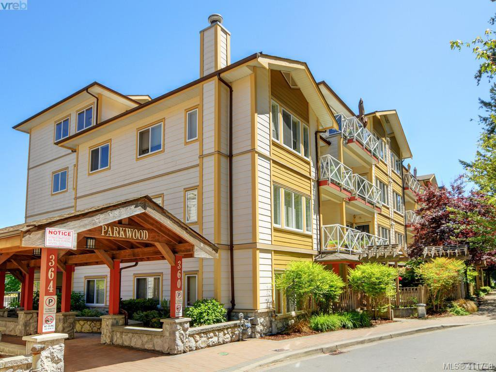 Main Photo: 409 360 Goldstream Ave in VICTORIA: Co Colwood Corners Condo for sale (Colwood)  : MLS®# 816353