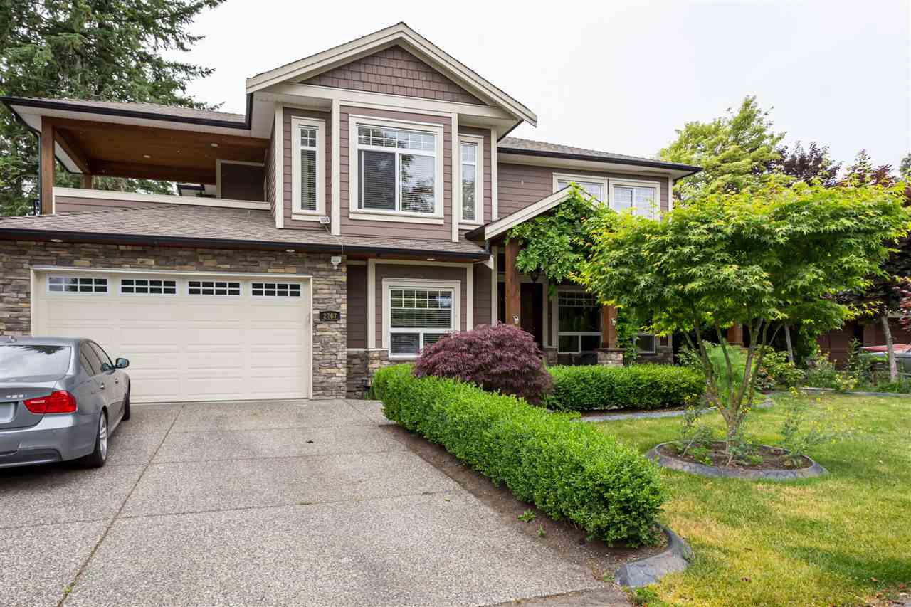 Main Photo: 2767 SUNNYSIDE Street in Abbotsford: Abbotsford West House for sale : MLS®# R2377767