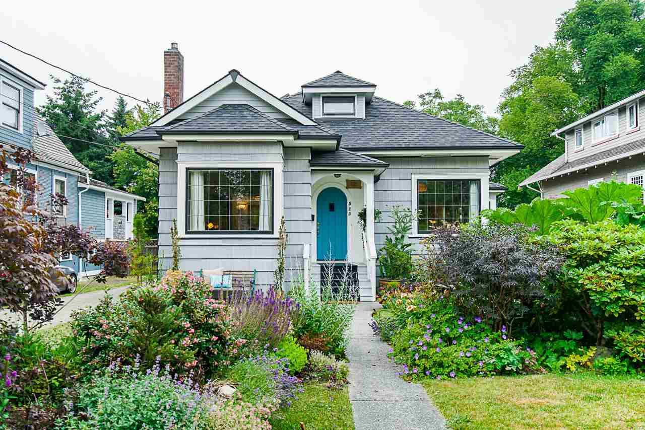 Main Photo: 525 FIFTH Street in New Westminster: Queens Park House for sale : MLS®# R2387204