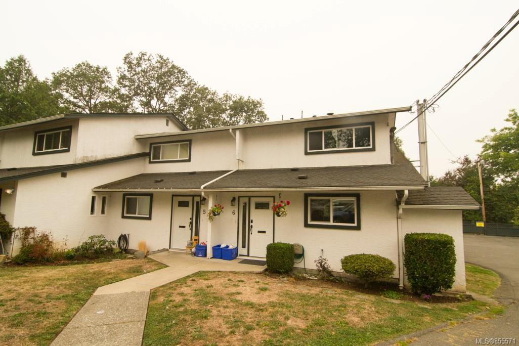 Main Photo: 6 3228 Wicklow St in : SE Maplewood Row/Townhouse for sale (Saanich East)  : MLS®# 855571