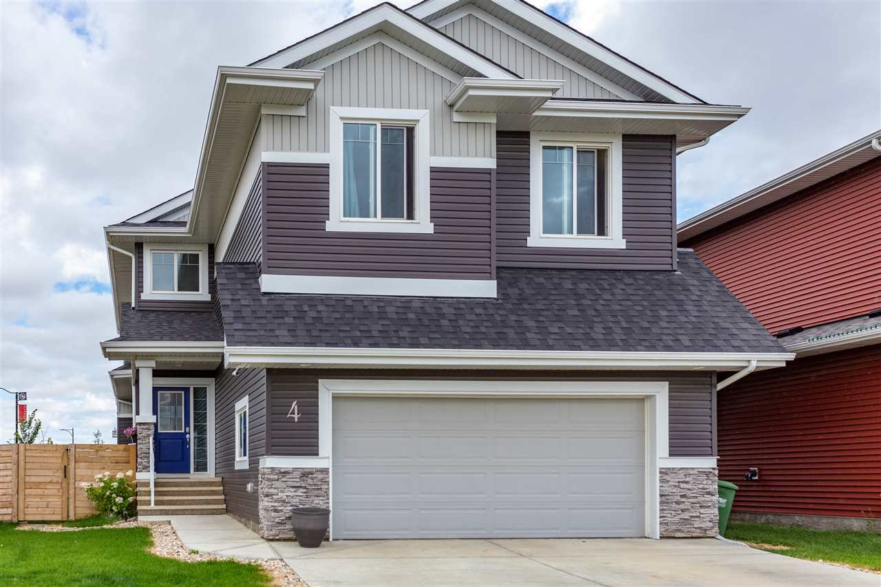 Main Photo: 4 Red Fox Way: St. Albert House for sale : MLS®# E4214435