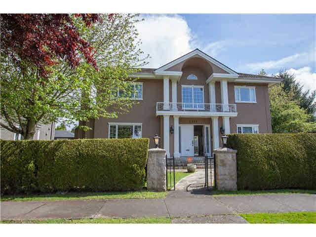 Main Photo: 2312 OLIVER CRESCENT in : Arbutus House for sale : MLS®# V1121580