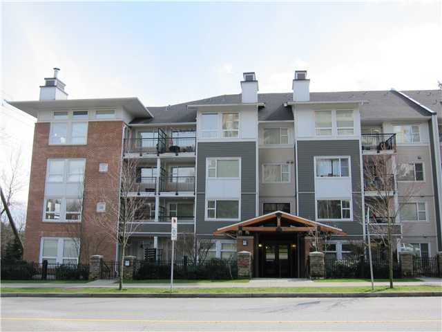 "Main Photo: # 402 6888 SOUTHPOINT DR in Burnaby: South Slope Condo for sale in ""CORTINA"" (Burnaby South)  : MLS®# V939033"