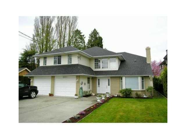Main Photo: 4651 Arthur Drive in Ladner: Ladner Elementary House for sale : MLS®# V864677