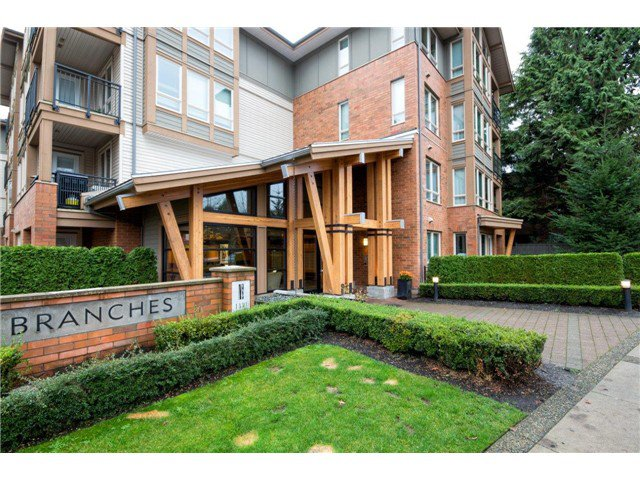 "Main Photo: 412 1111 E 27TH Street in North Vancouver: Lynn Valley Condo for sale in ""BRANCHES"" : MLS®# V1035642"