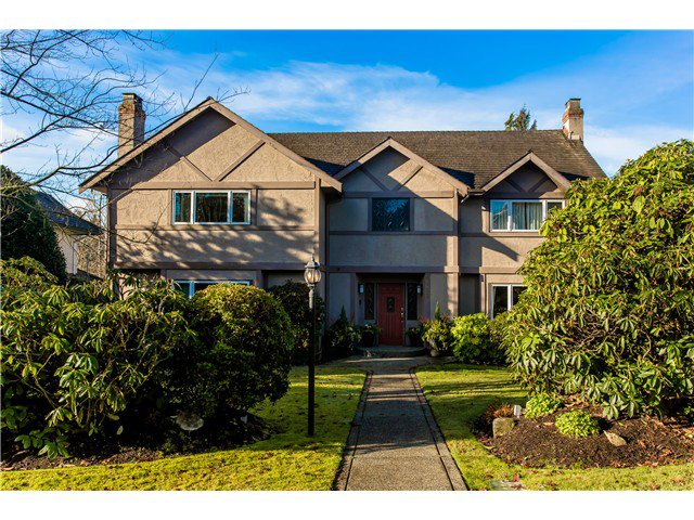 Main Photo: 4469 PINE CR in Vancouver: Shaughnessy House for sale (Vancouver West)  : MLS®# V1043100