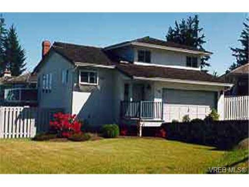Main Photo: 3305 Crowhurst Place in VICTORIA: Co Lagoon Single Family Detached for sale (Colwood)  : MLS®# 134425