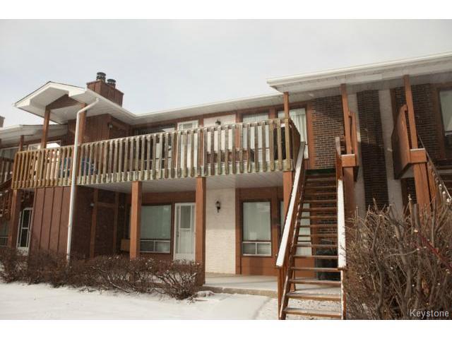 Main Photo: 760 River Road in WINNIPEG: St Vital Condominium for sale (South East Winnipeg)  : MLS®# 1427926
