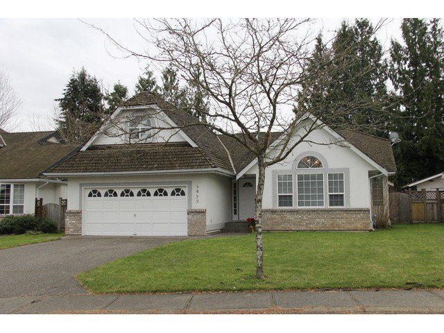"""Main Photo: 4632 220TH Street in Langley: Murrayville House for sale in """"MURRAYVILLE"""" : MLS®# F1435027"""