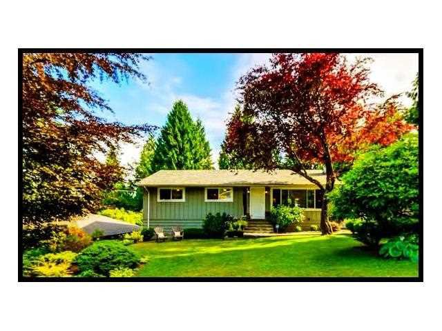 "Photo 1: Photos: 1361 E 15TH Street in North Vancouver: Westlynn House for sale in ""WESTLYNN"" : MLS®# V1129244"