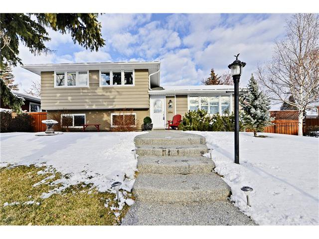 Main Photo: 5924 LEWIS Drive SW in Calgary: Lakeview House for sale : MLS®# C4040273