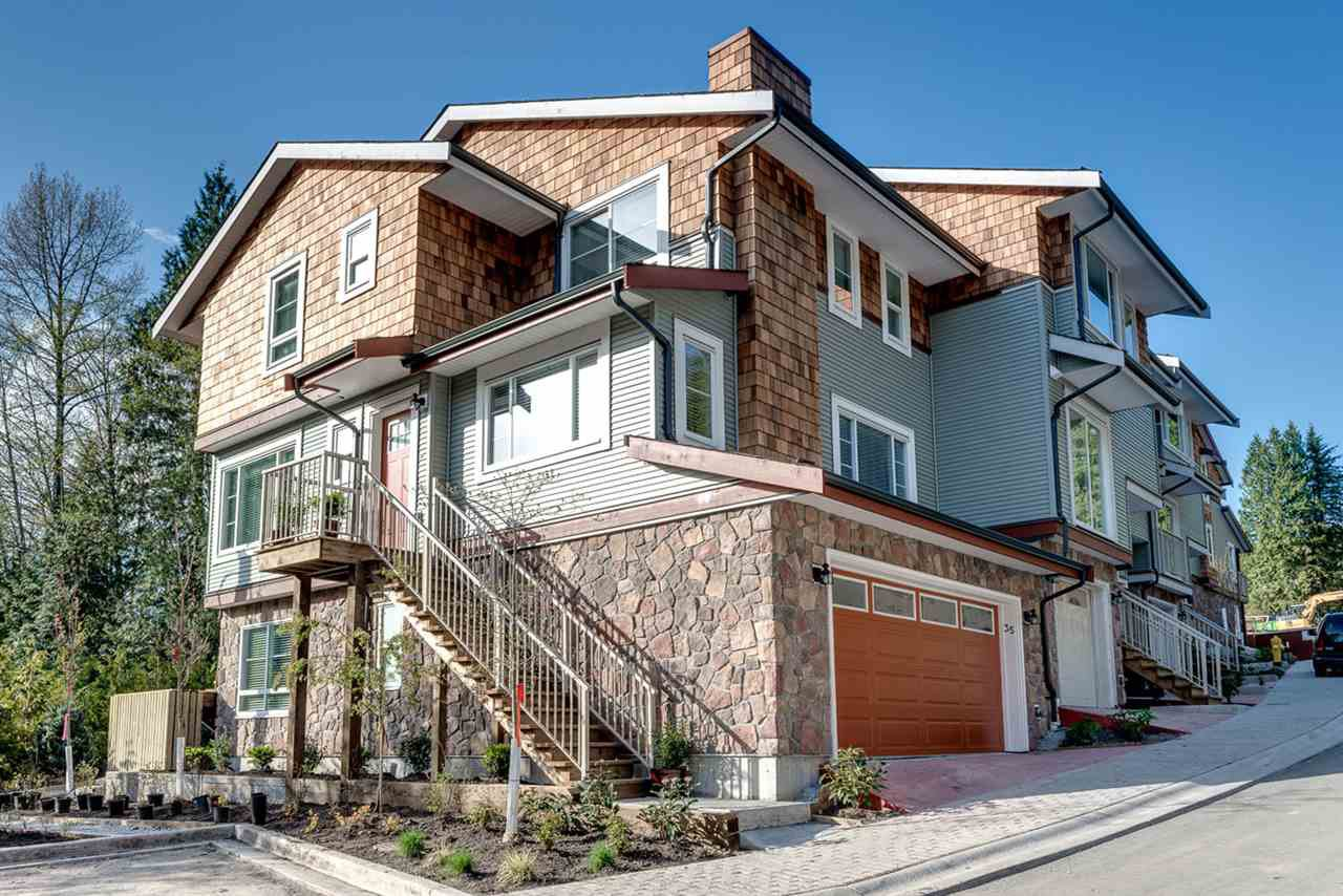 """Main Photo: 64 23651 132ND Avenue in Maple Ridge: Silver Valley Townhouse for sale in """"MYRON'S MUSE AT SILVER VALLEY"""" : MLS®# R2034351"""