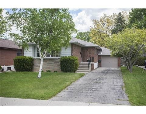 Main Photo: 5 Brampton Road in Toronto: Willowridge-Martingrove-Richview House (Bungalow-Raised) for lease (Toronto W09)  : MLS®# W3426617