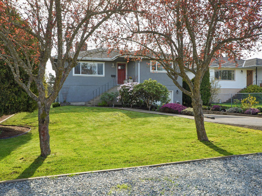 Main Photo: 2969 Austin Ave in VICTORIA: SW Gorge House for sale (Saanich West)  : MLS®# 724943