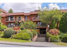 """Main Photo: 303 215 MOWAT Street in New Westminster: Uptown NW Condo for sale in """"CEDARHILL MANOR"""" : MLS®# R2052364"""