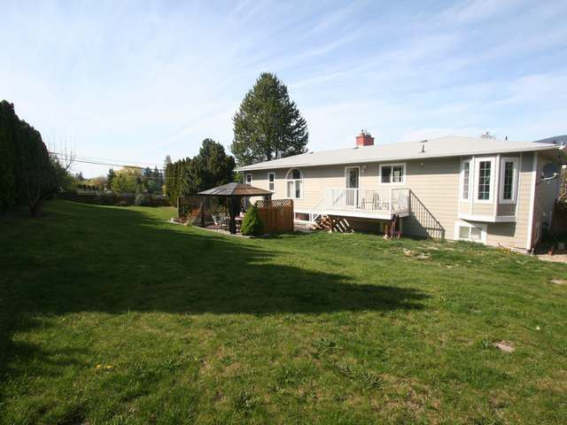 Photo 26: Photos: 6135 TODD ROAD in : Barnhartvale House for sale (Kamloops)  : MLS®# 134067
