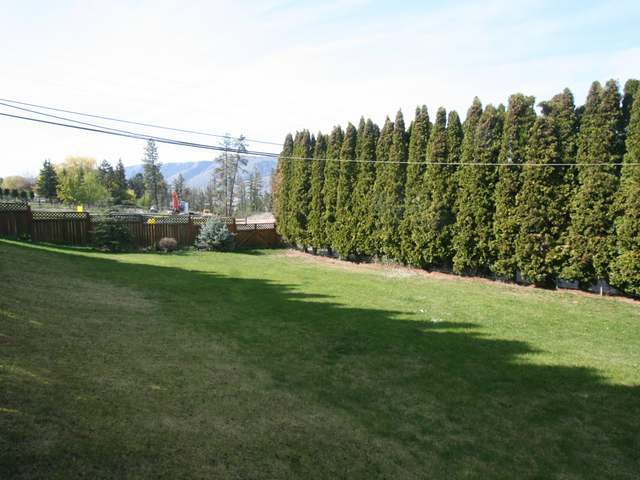 Photo 29: Photos: 6135 TODD ROAD in : Barnhartvale House for sale (Kamloops)  : MLS®# 134067