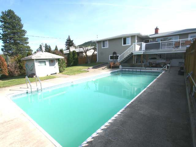 Photo 2: Photos: 6135 TODD ROAD in : Barnhartvale House for sale (Kamloops)  : MLS®# 134067