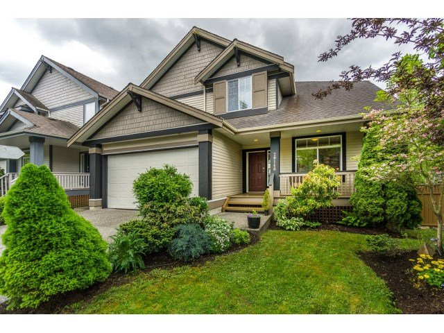 """Main Photo: 20148 70 Avenue in Langley: Willoughby Heights House for sale in """"JEFFRIES BROOK BY MORNINGSTAR"""" : MLS®# R2061468"""