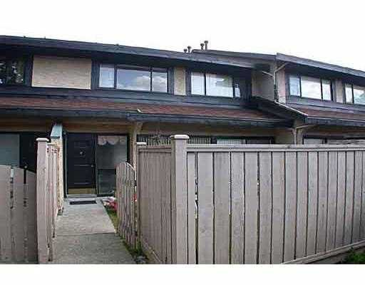Main Photo: 12 10271 STEVESTON HIGHWAY in : McNair Townhouse for sale : MLS®# V649587