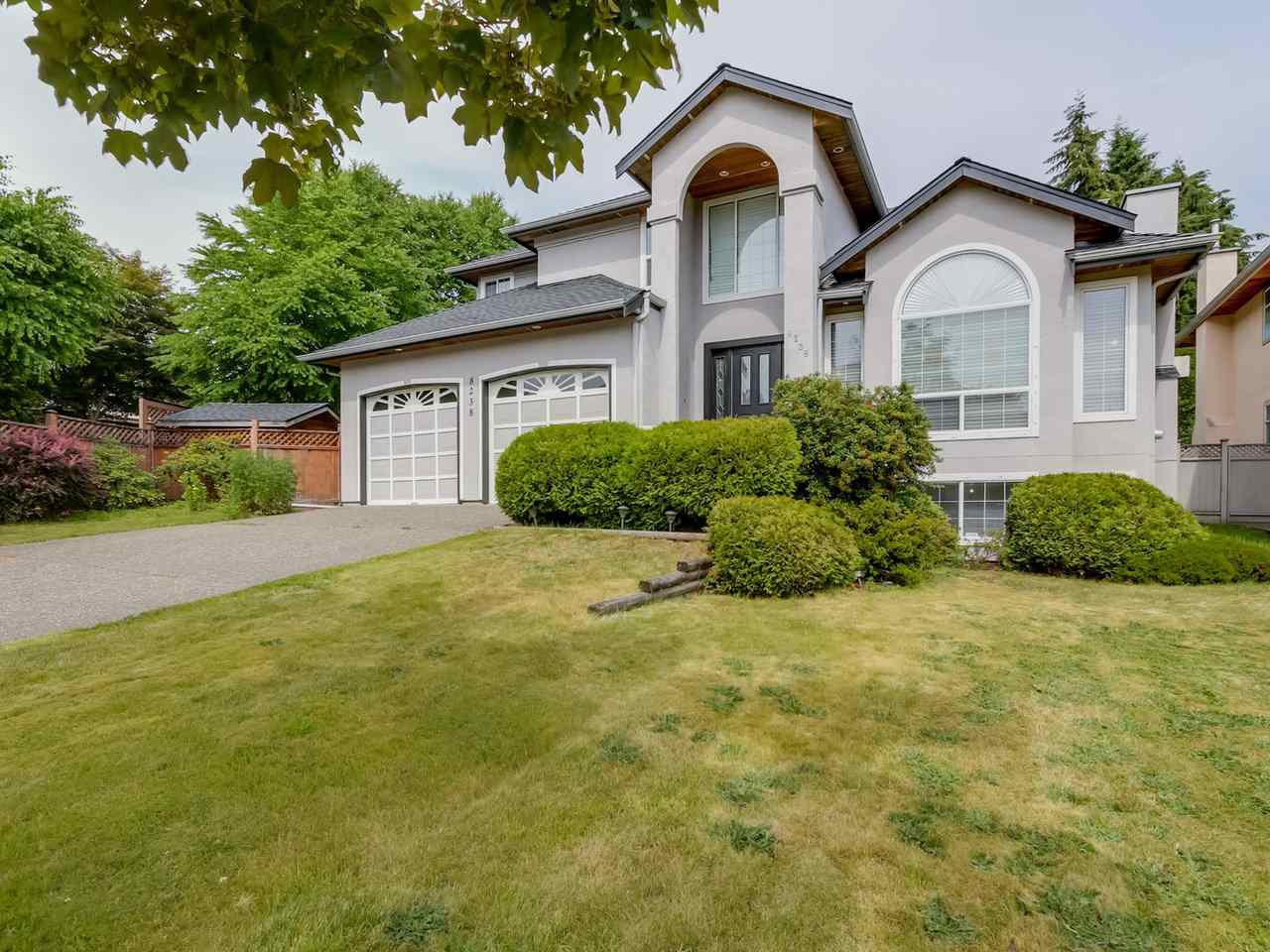 """Main Photo: 8238 149 Street in Surrey: Bear Creek Green Timbers House for sale in """"SHAUGHNESSY"""" : MLS®# R2078750"""