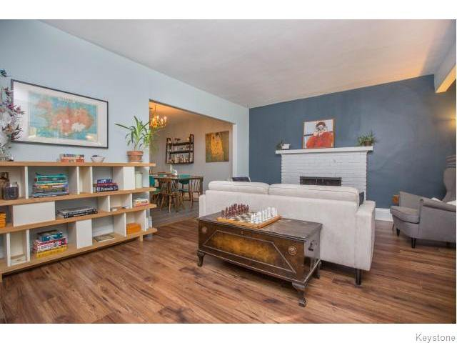 Photo 3: Photos: 274 Ashland Avenue in Winnipeg: Riverview Residential for sale (1A)  : MLS®# 1620228
