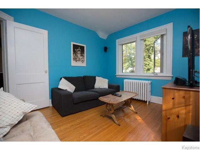 Photo 12: Photos: 274 Ashland Avenue in Winnipeg: Riverview Residential for sale (1A)  : MLS®# 1620228