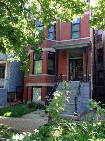 Main Photo: 2638 Magnolia Avenue Unit 1 in CHICAGO: CHI - Lincoln Park Rentals for rent ()  : MLS®# 09566824