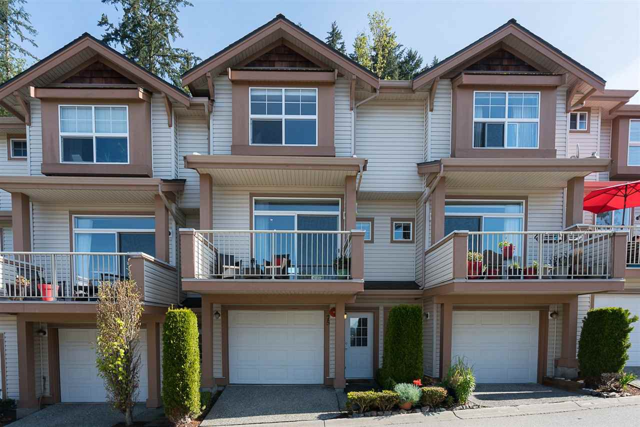 "Main Photo: 75 35287 OLD YALE Road in Abbotsford: Abbotsford East Townhouse for sale in ""The Falls"" : MLS®# R2162837"