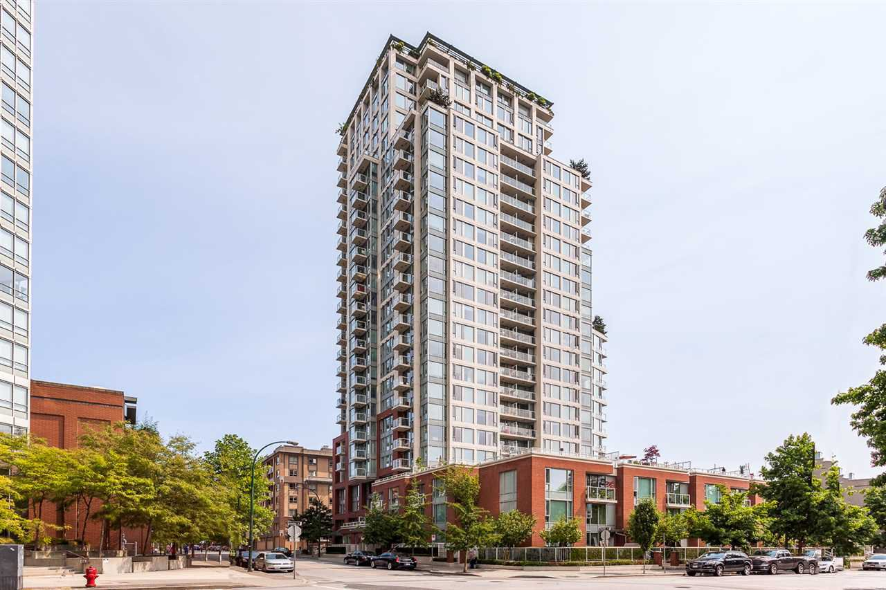 "Main Photo: TH 15 550 TAYLOR Street in Vancouver: Downtown VW Condo for sale in ""The Taylor"" (Vancouver West)  : MLS®# R2219638"