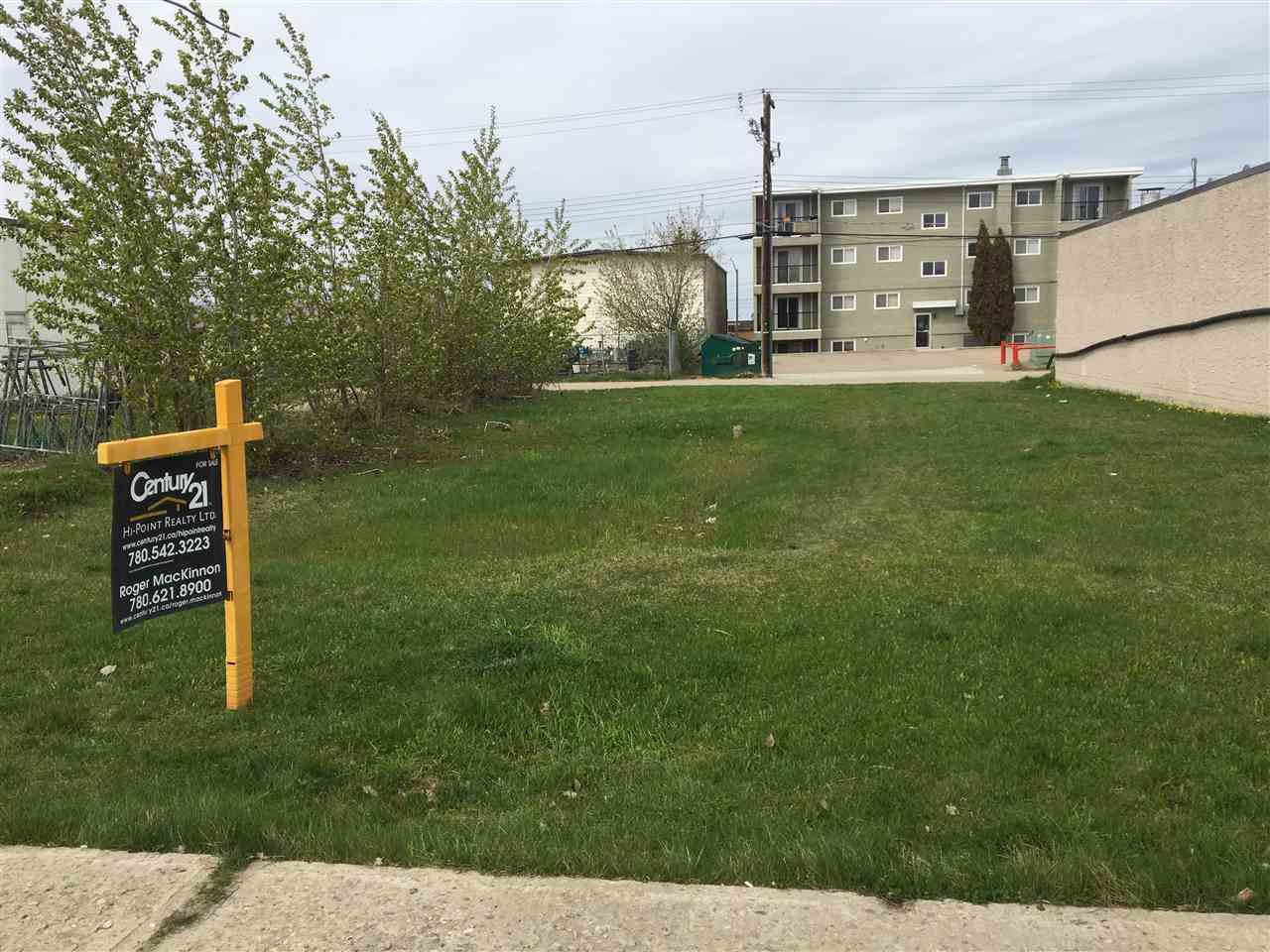 Main Photo: 5228 52 Avenue: Drayton Valley Land Commercial for sale : MLS®# E4157489