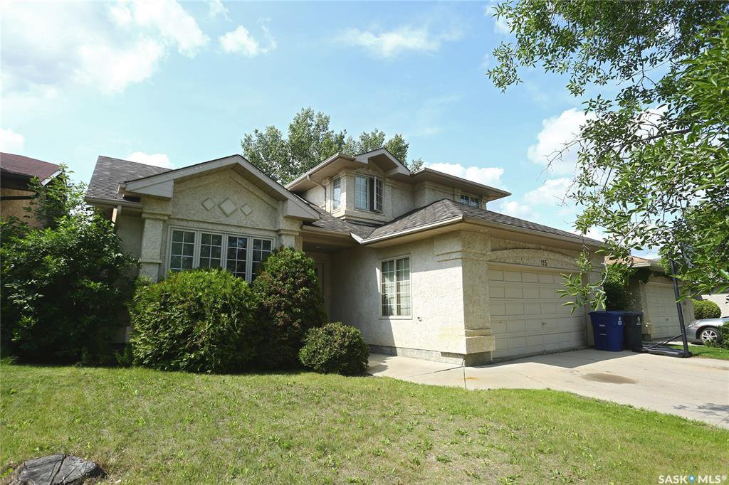 Main Photo: 115 Steiger Crescent in Saskatoon: Erindale Residential for sale : MLS®# SK778623
