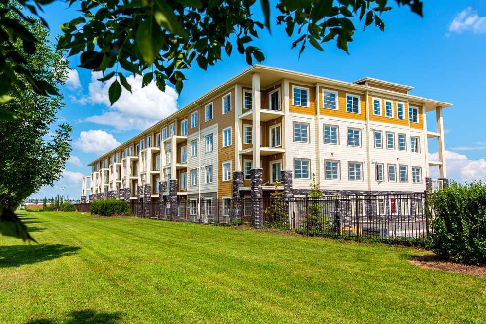 Main Photo: 413 3670 139 Avenue in Edmonton: Zone 35 Condo for sale : MLS®# E4167529