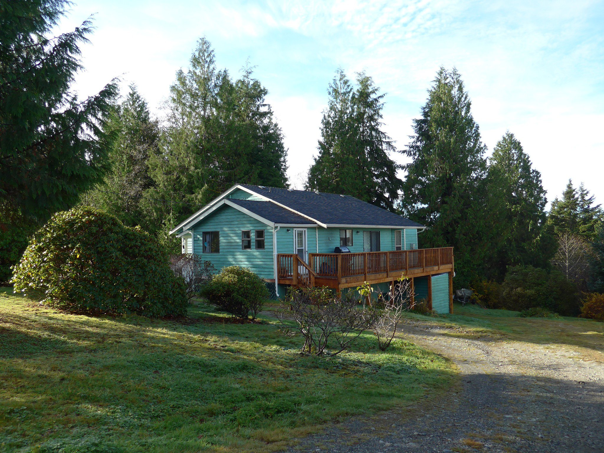 Main Photo: 468 Pachena Road in Bamfield: East Village House for sale (Port Alberni)  : MLS®# 463384