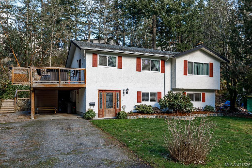Main Photo: 520 Treanor Ave in VICTORIA: La Thetis Heights Single Family Detached for sale (Langford)  : MLS®# 834281