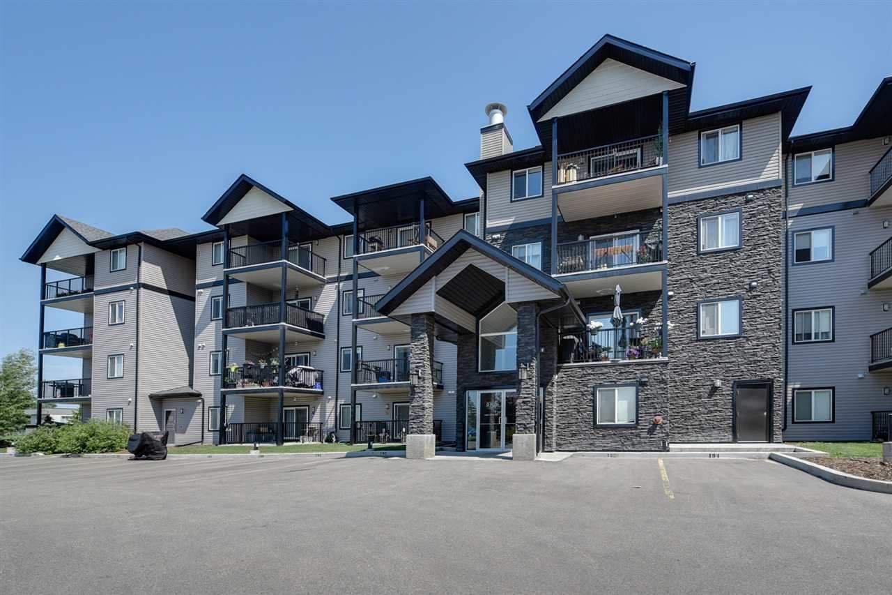 Main Photo: 410 14808 125 Street in Edmonton: Zone 27 Condo for sale : MLS®# E4201796