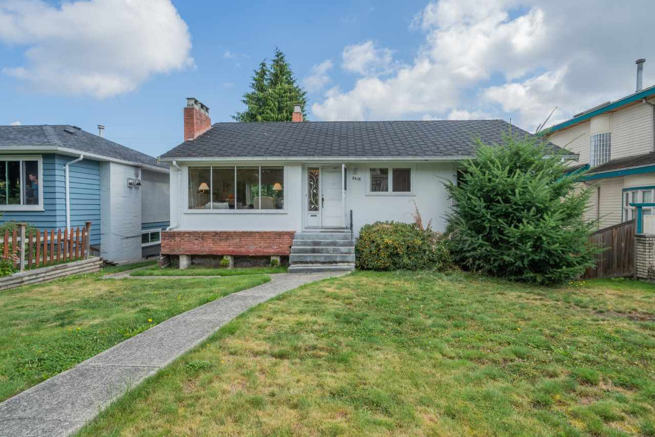 """Main Photo: 3412 PUGET Drive in Vancouver: Arbutus House for sale in """"Arbutus"""" (Vancouver West)  : MLS®# R2490713"""